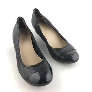 Cole Haan Nike Air Milly Ballet Wedges Size 8.5B